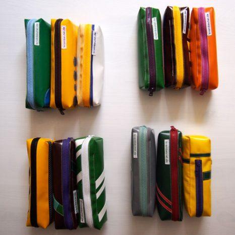 Mäppchen, Federmäppchen, Stiftetasche, Pinseltasche, Werkzeugtasche, LKW-Plane, krambeutel, maßgeschneidert