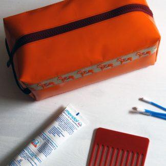 Kosmetiktasche / Waschbeutel / krambeutel Deine Wunschtasche / Stefanie Ramb / www.krambeutel.de