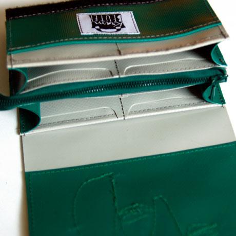 Geldbeutel mit Theatermasken / www.krambeutel.de / krambeutel Deine Wunschtasche