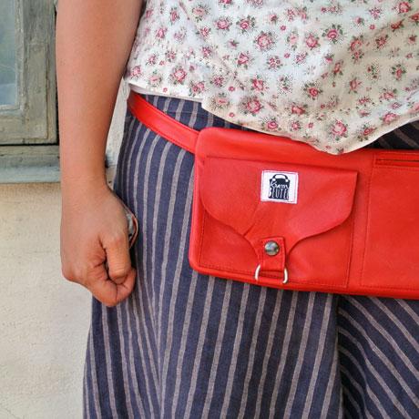 krambeutel Hüfttasche Umhängetasche Handtasche / www.krambeutel.de / Stefanie Ramb / krambeutel Deine Wunschtasche www.krambeutel.de