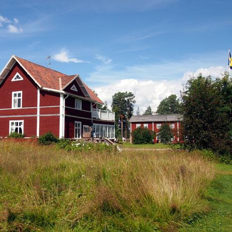 krambeutel Deine Wunschtasche www.krambeutel.de unterwegs in Schweden Bortom åa Fågelsjö Dalarna