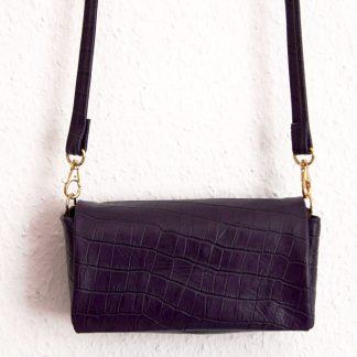 Handtasche Clutch krambeutel Deine Wunschtasche www.krambeutel.de Stefanie Ramb München Ledertasche