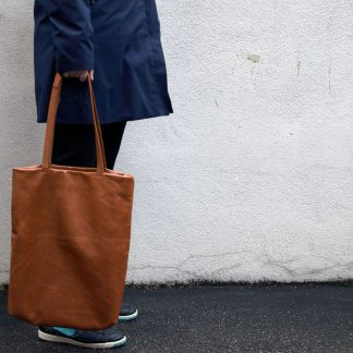 krambeutel Ledershopper www.krambeutel.de München maßgefertigte Taschen Stefanie Ramb