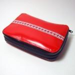 Tasche für Diabetikerbedarf, Sonderanfertigung aus LKW-Plane www.krambeutel.de krambeutel Deine Wunschtasche Stefanie Ramb München