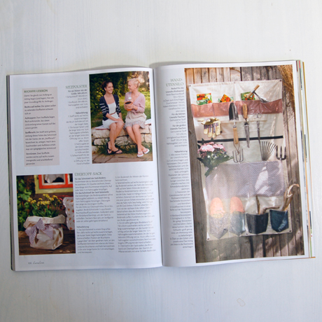 """""""Nähen für den Garten"""" krambeutel und LandIdee mit selbermachTipps für Garten und Balkon"""