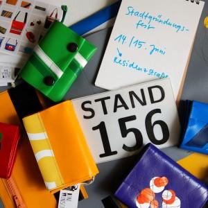 krambeutel Stand 156 beim Stadtgründungsfest München 14./15.6.2014, Residenzstr. krambeutel Deine Wunschtasche www.krambeutel.de München Manufaktur für maßgefertigte Taschen und Beutel