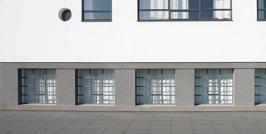 krambeutel unterwegs zum Bauhaus Dessau: Wohngebäude für Studenten. krambeutel Deine Wunschtasche www.krambeutel.de Stefanie Ramb München