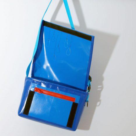 Kindergartentasche mit Luftballon-Design. krambeutel Deine Wunschtasche www.krambeutel.de Stefanie Ramb München. Maßgefertigte Beutel aus München.