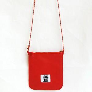 Brustbeutel von krambeutel aus weichem Leder mit mehreren Fächern / krambeutel Deine Wunschtasche Stefanie Ramb München / www.krambeutel.de / maßgefertigte Taschen und Beutel