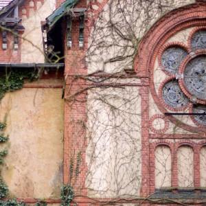 Auf Fototour in Beelitz-Heilstätten. krambeutel unterwegs. Deine Wunschtasche www.krambeutel.de Stefanie Ramb München
