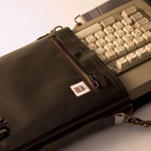 Tasche für Tastatur maßgeschneidert aus LKW-Plane. krambeutel Deine Wunschtasche www.krambeutel.de Stefanie Ramb München