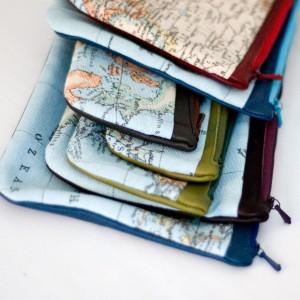Reißverschluss-Etui aus Leder und Baumwolle krambeutel Deine Wunschtasche www.krambeutel.de maßgeschneiderte Beutel aus Resten und Recycling-Materialien, genäht von Stefanie Ramb, München