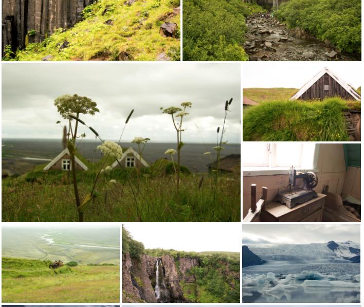 krambeutel unterwegs in Island - ans Reisen erinnern.