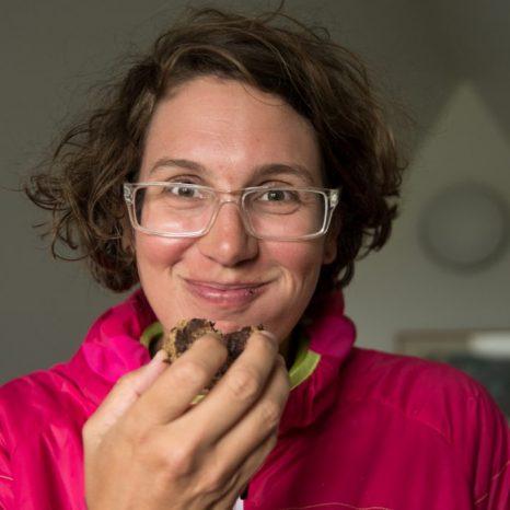 Peanut Butter - Bananen - Oat - Cookies auf Reisen. krambeutel bäckt.